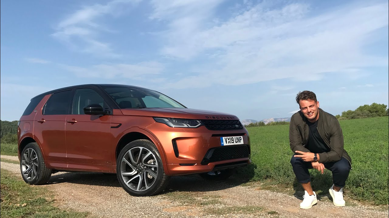 2020 Land Rover Discovery Sport Release