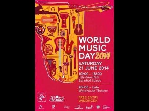 World Music Day 2014   Palm Tree Park