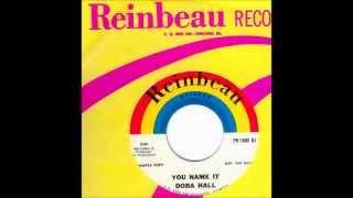 Dora Hall - YOU NAME IT  (1965)