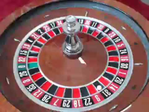 Roulette Webcam