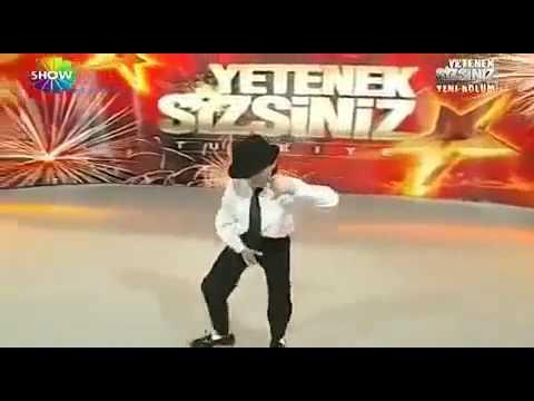 Incroyable Talent : Enfant Michael Jackson