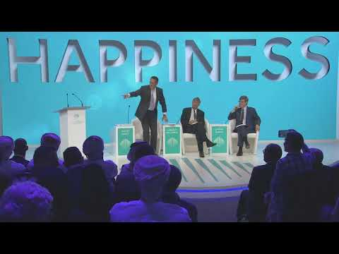 The Global Happiness Policy Report - Prof. Jeffrey Sachs/John Helliwell - WGS 2018