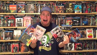 My Blu-ray Collection Update 9/18/15 : Blu ray and Dvd Movie Reviews