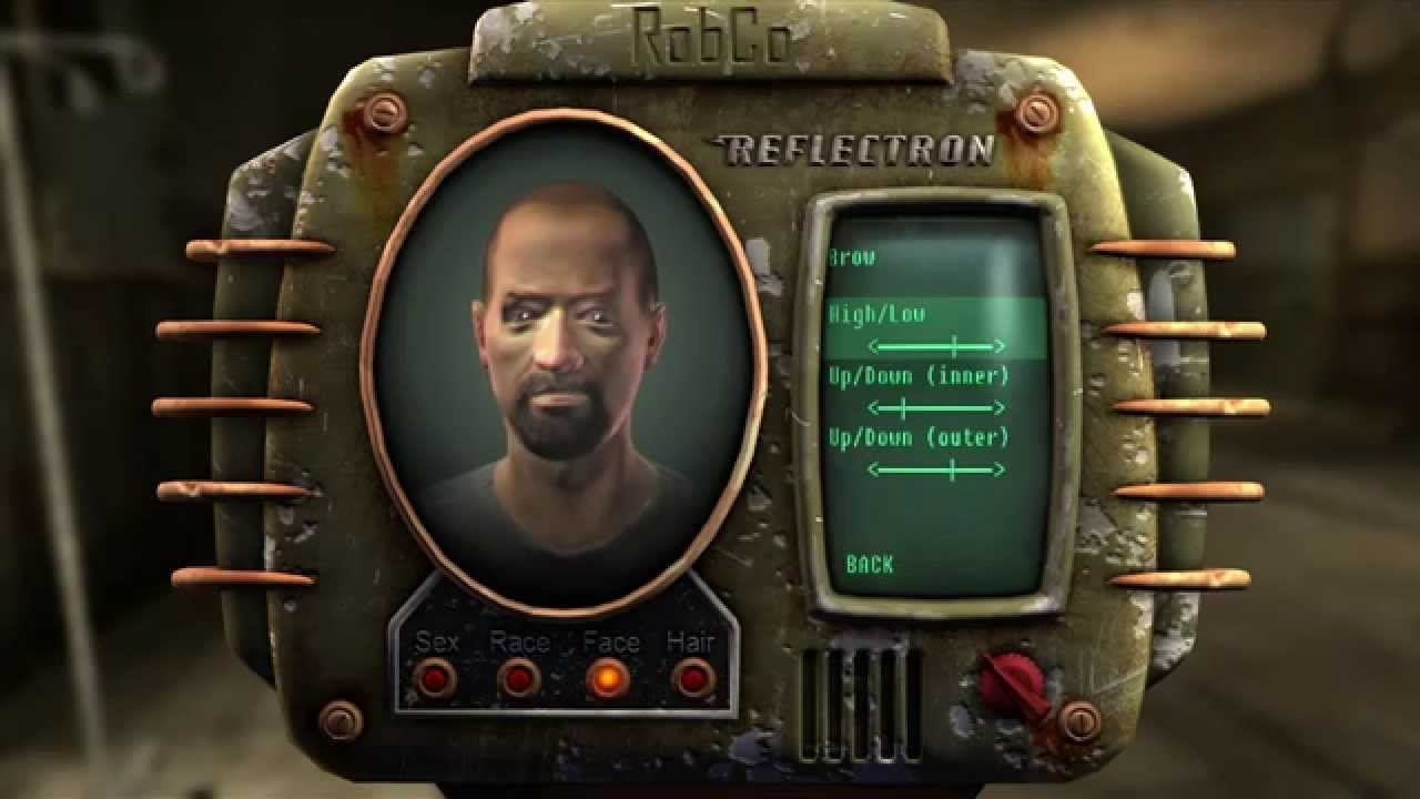 fallout 3 character creation guide