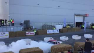 Oslo Motorshow Petter Eriksen (Smokey)
