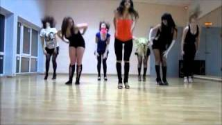 InnaShow!Burlesque/Go-go