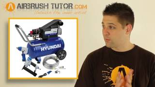 Recommended Airbrush Compressors