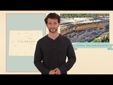 Colorado - 50 States - US Geography