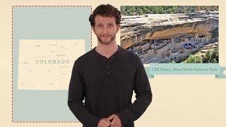 Colorado - 50 States - US Geography