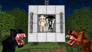 ÜBERLEBEN WIR 1 NACHT AUF DER WERWOLF-INSEL!? ✿ Minecraft [Deutsch/HD]