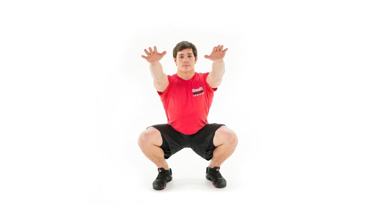 "How to Get ""Fit Enough"" to Start: Squat"