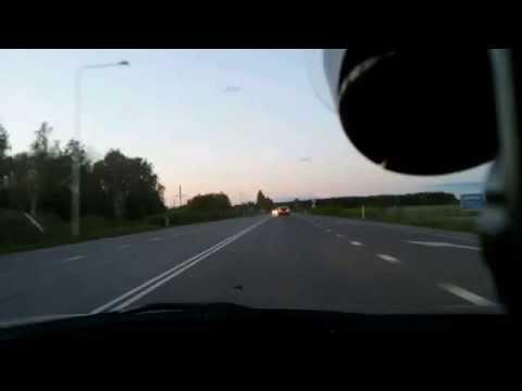 Riga - Tallinn time lapse