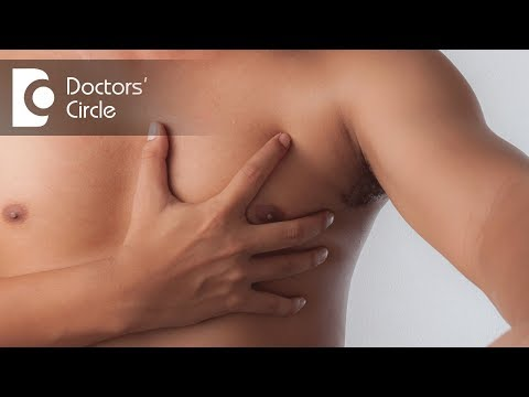 What causes nipple pain in men after squeezing? Dr. Nischal K