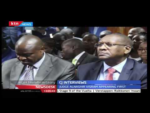 High Court Judge George Odunga prohibits JSC from making any recommendations
