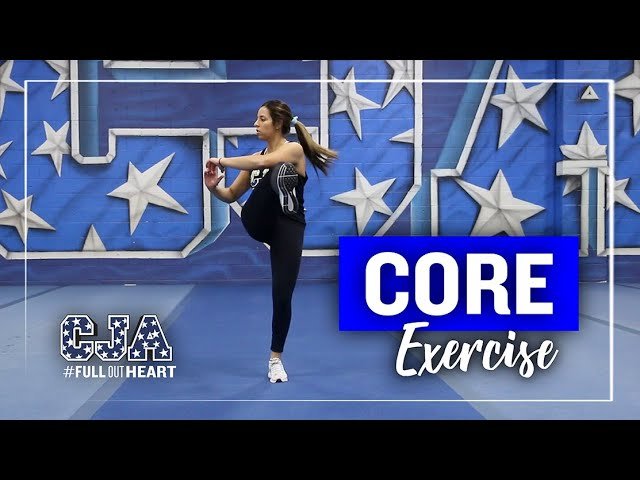 Core Exercise | CJA | Central Jersey Allstars
