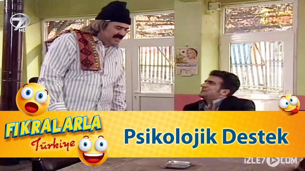 Psikolojik Destek - Türk Fıkraları 158