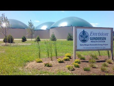 Gundersen's Dairy Biogas Renewable Energy Project