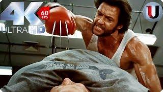 X-Men Origins: Wolverine - Wolverine vs Blob - MOVIE CLIP (4K HD)