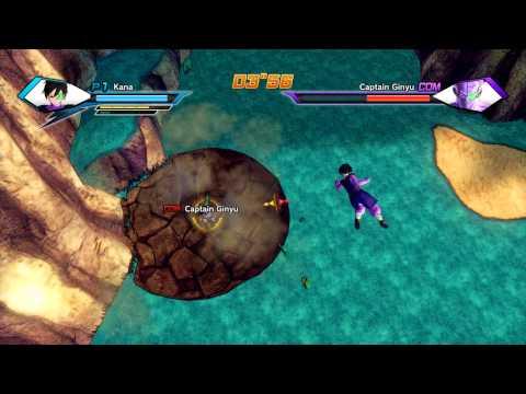 Dragonball Xenoverse: Mentor Ginyu (5)