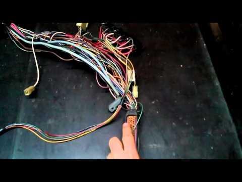 Проводка для инжектора на классику