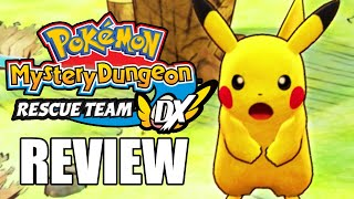Pokémon Mystery Dungeon: Rescue Team DX Review - Repetitive And Monotonous (Video Game Video Review)