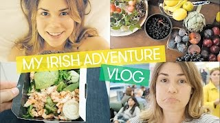 My Irish Adventure - Vlog | Madeleine Shaw