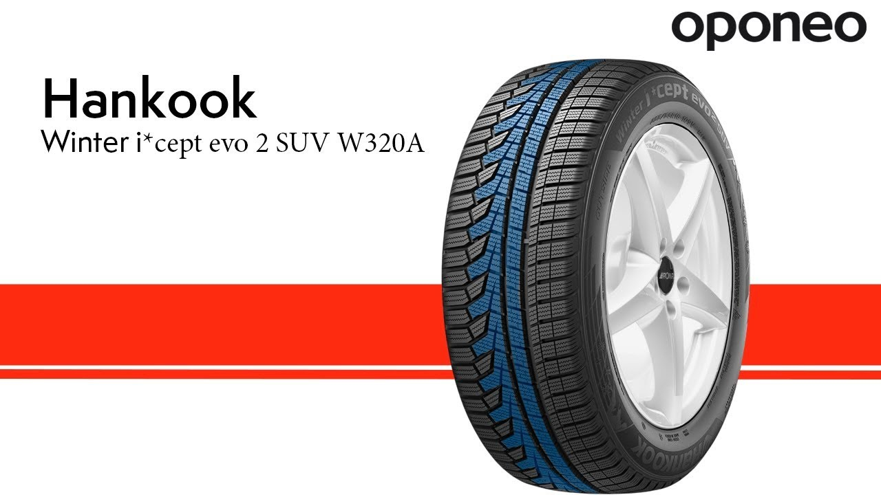 Tyre Hankook Winter i*cept evo2 W320 Winter Tyres Oponeo ...