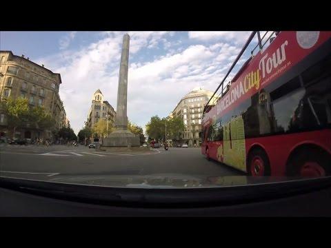 [Roadtrip 2 #25 - Spain] A drive in Barcelona #2