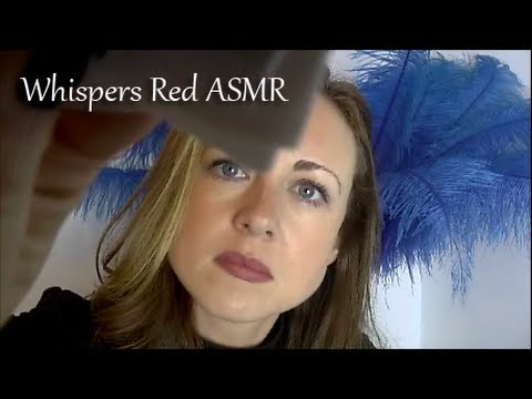 (*-*)Makeup Artist Role Play(*-*) Skin Sounds - Soft Spoken