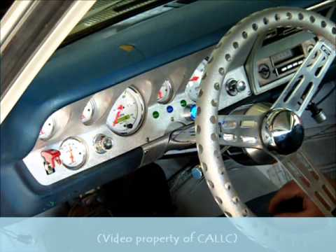 Callc 1970 Dodge Dart Aluminum Dash And Steering Column