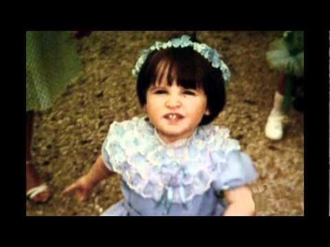 nancy ajram when she was baby