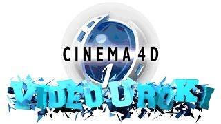 Знакомство с интерфейсом программы Cinema 4D, взаимодействие с окнами и объектами. Видеоурок 1