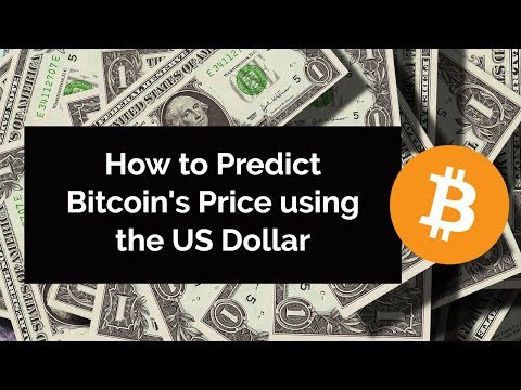 How to Determine Bitcoin's Price Direction with the US Dollar