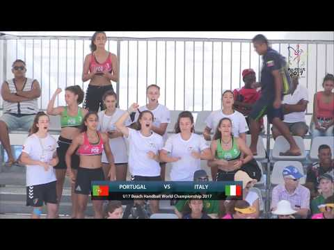 M20 Group D PORTUGAL vs ITALY Main Court