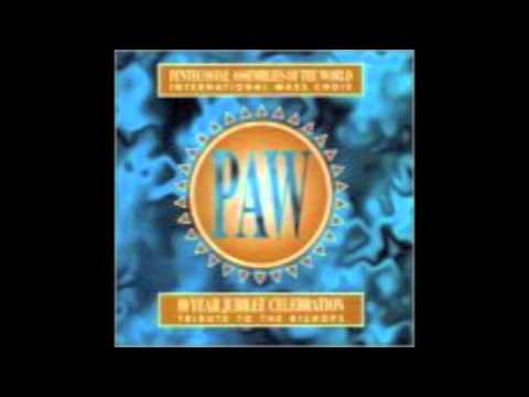 The Waterway -Audio-PAW National Choir Recording
