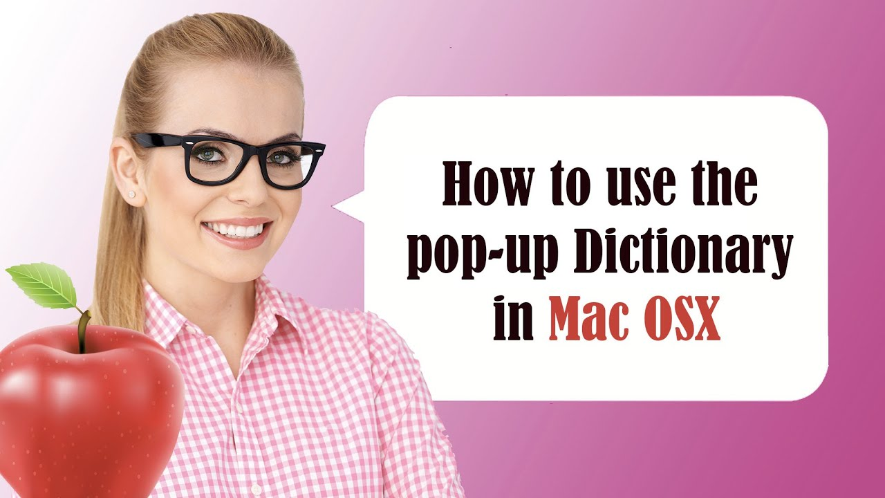 how to add more dictionary to mac