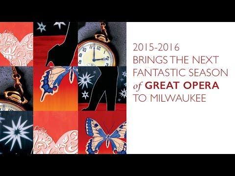 2015-16 Florentine Opera Season Trailer