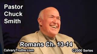 45 Romans 13-14 - Pastor Chuck Smith - C2000 Series