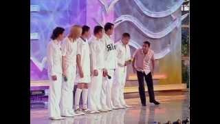 Демис Карибидис - Продюсер(Демис выбирает певцов для продюсирования, те показывают свои способности, в номере есть такие прикольные..., 2013-07-07T23:28:26.000Z)