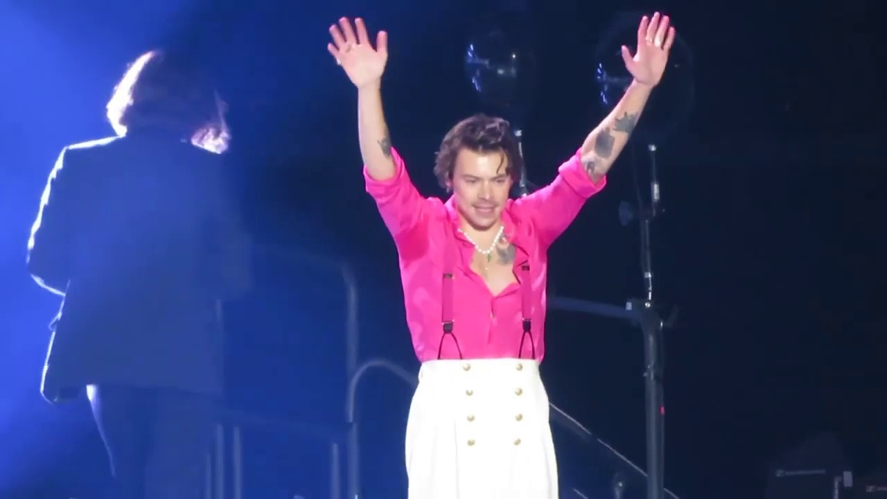 Harry Styles Kiwi Live In Los Angeles 13 12 2019 The Forum