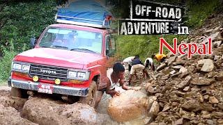 Road Trip Nepal