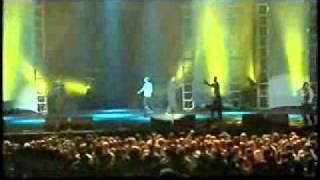 5ive-if ya getting down baby.(Millenium Dome 2000)wmv