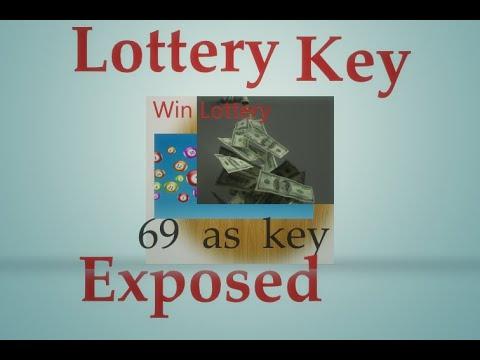 lottery key 69