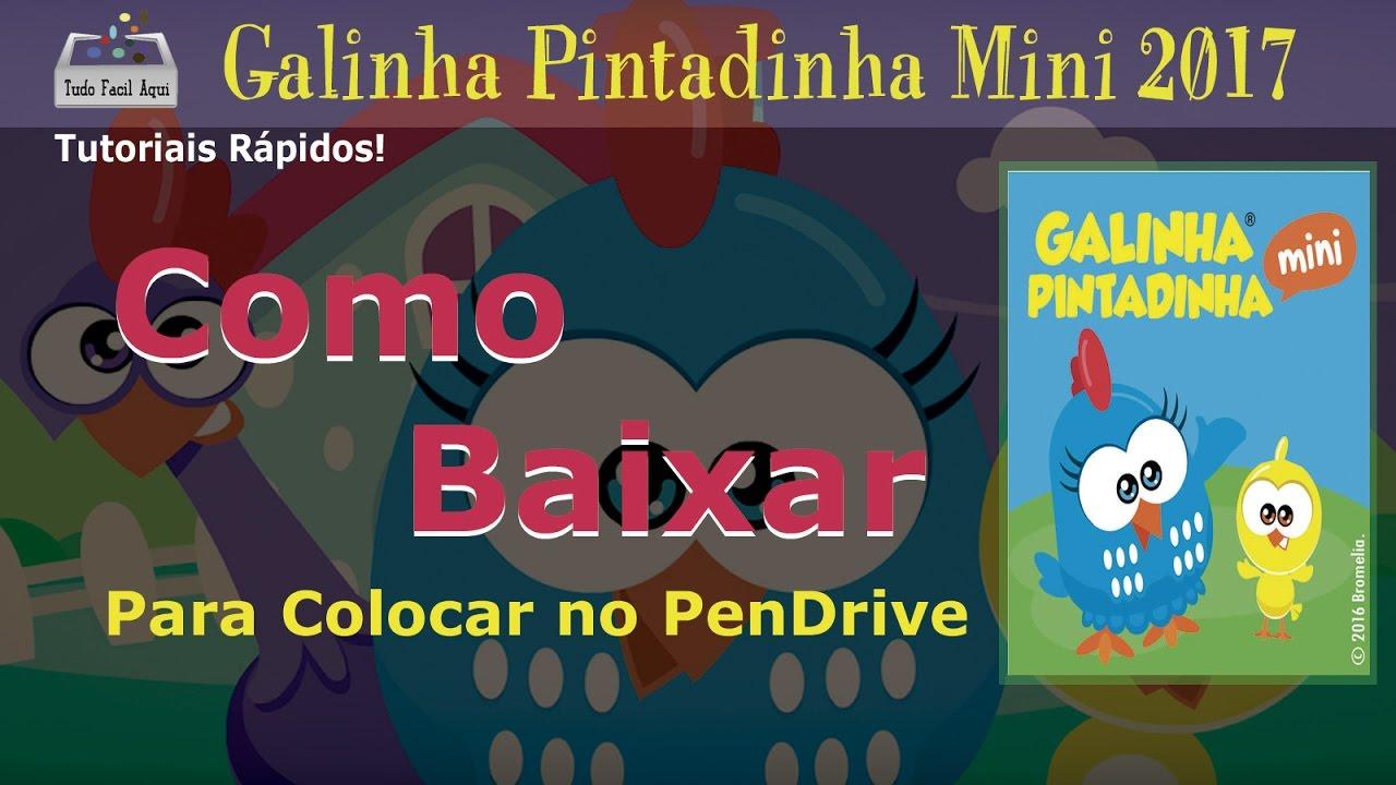 GRATIS AVI DVD GALINHA A BAIXAR 3 PINTADINHA
