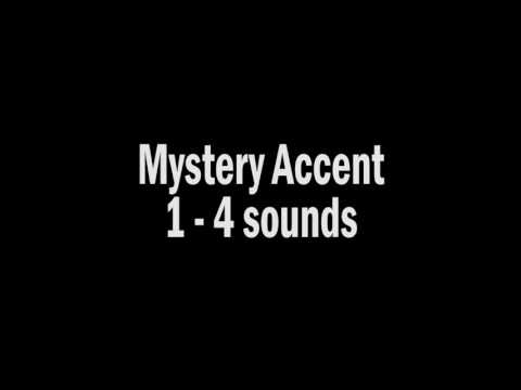 Suspense Sound Effects - Mystery Accent (4 sounds)