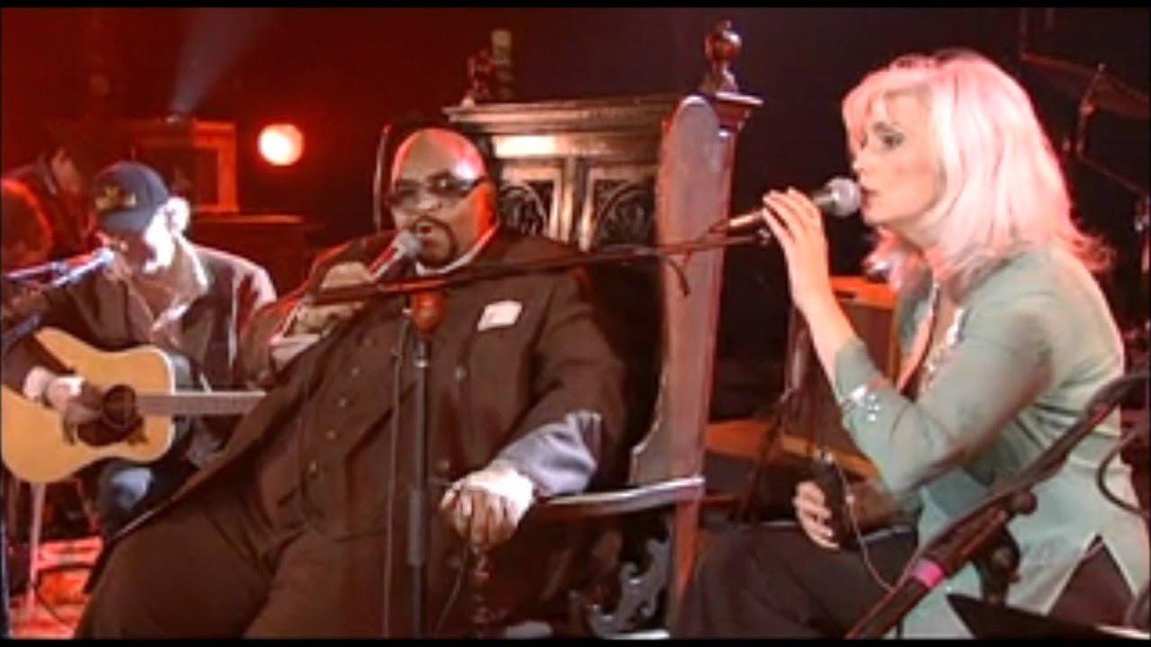 Solomon Burke & Emmylou Harris  -  We're Gonna Hold On