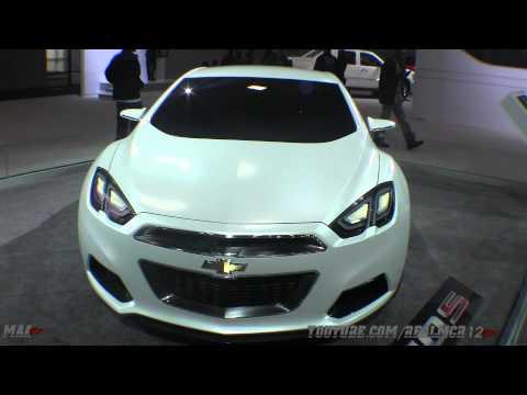 Chevrolet Tru40s Concept – DC Auto Show