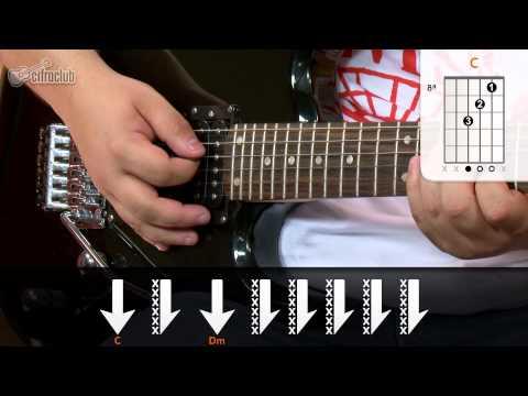 Locked Out Of Heaven - Bruno Mars (aula de guitarra)