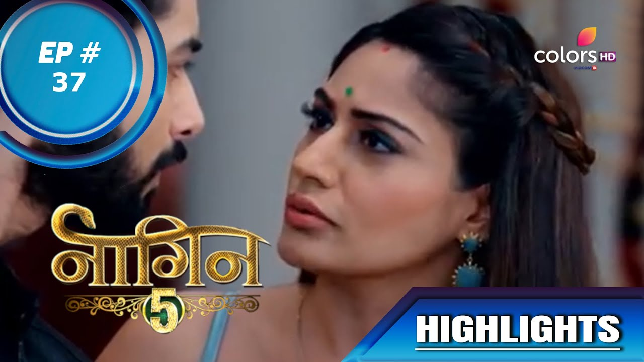 Download Naagin 5 | नागिन 5 | Episode 37 | Meera To Take A Tough Decision