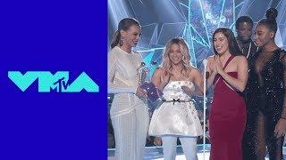 Video Fifth Harmony Wins Best Pop Video Award   2017 VMAs   MTV download MP3, 3GP, MP4, WEBM, AVI, FLV Januari 2018
